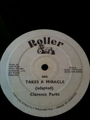 Clarence Parks - Takes A Miracle (Vinyl)