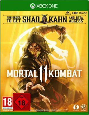 Mortal Kombat 11+ Shao Khan Dlc (Xbox One) New (Quick Delivery)