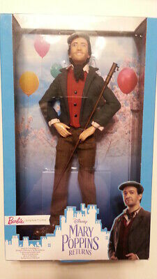 Disney Mary Poppins Returns Jack the Lamplighter Barbie Doll NEW