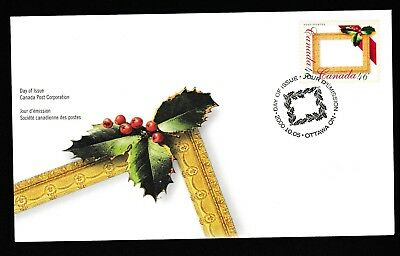 """#396=Canada 2000 1st day cover """"Picture Postage"""""""
