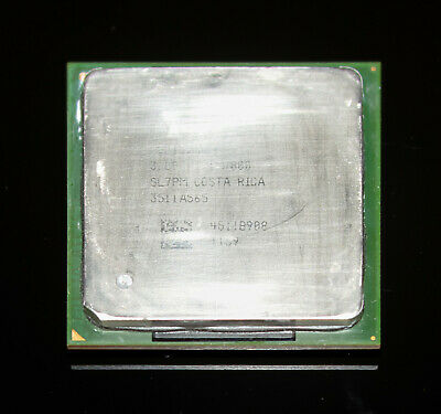 #CPU188 Intel Pentium 4 SL79L 3.0 GHz 800 MHz Socket 775 CPU Processor