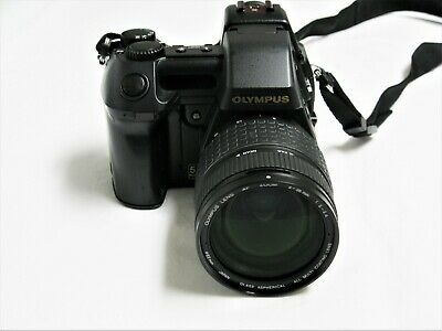 Olympus CAMEDIA E-20N 5.0MP Digital SLR Camera - Black (Body Only)