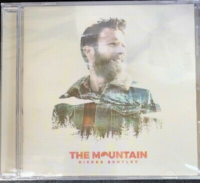 Dierks Bentley The Mountain Brand New CD Sealed