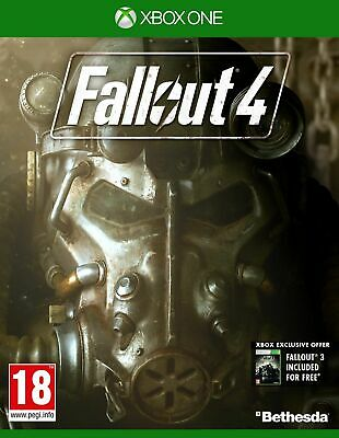 Fallout 4 (Xbox One)  - IMMACULATE - Super FAST & QUICK Delivery FREE