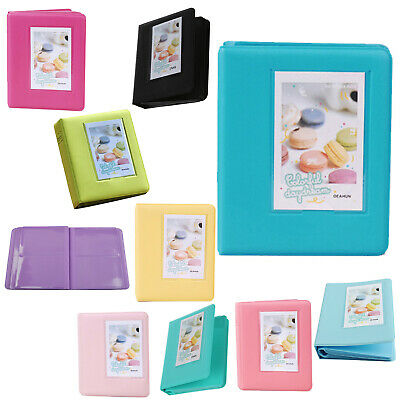 Mini Photo Album 64 Slots for Fujifilm Instax Mini Film Mini 8 7s 25 50s 90  7S1