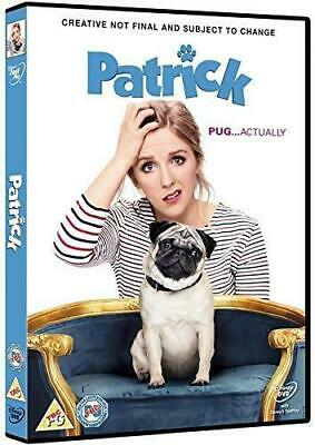 Patrick (DVD, 2018) *NEW/SEALED* 8717418536008, FREE P&P