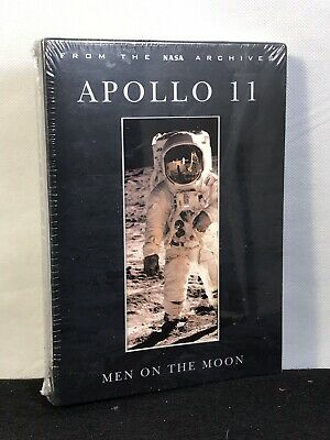 Super Cool Unopened 2003 Apollo 11 DVD COLLECTION