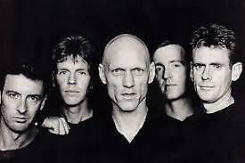 Midnight Oil Canberra seated ticket 27 May
