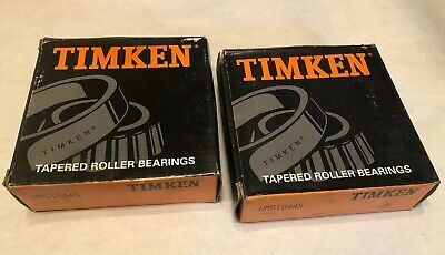 (1x) TIMKEN TAPED ROLLER BEARING HM18445 200004   22      (2) Available