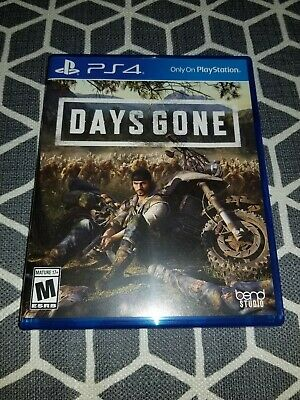 Days Gone (Playstation 4 PS4)