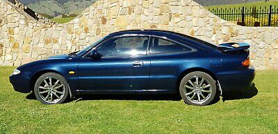 1993 Mazda Mx6 2.5 V6 4Ws 5Sp Manual Fwd Sunroof