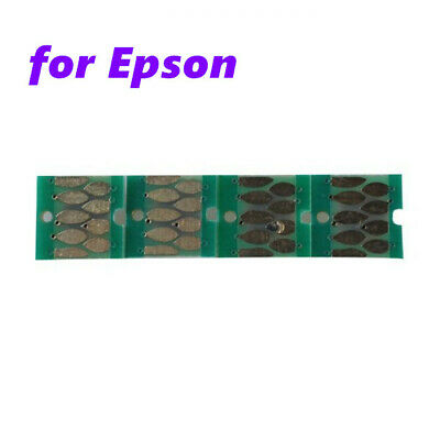 One-time Chips for Epson SureColor F6070 / F7070 Ink Cartridge - 4pcs / set