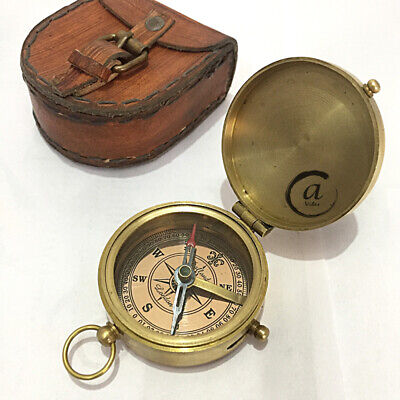Sporting Compass Nautical Decor Tool Marina Army Soldier Compass Boy Scouts Gift
