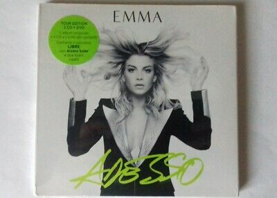 "Emma ""Adesso-Tour Edition"" 2Cd + Dvd"