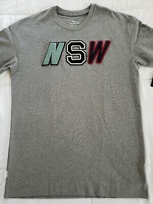 7be6ea53 Nike Sportswear NSW 2 T-shirt Men's XXL Gray Brand New with Tags 927396 091