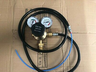 Argon & Argon CO2 Mig Tig Welding Regulator And Adaptor