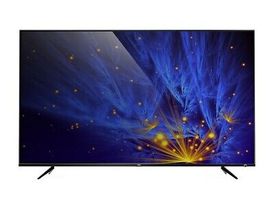 """TCL 55"""" Series P6 4K QUHD Android TV 55P6USHDR PremiumFreeview Plus Certified"""