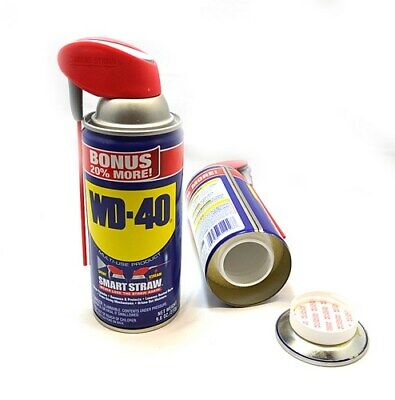 Degreaser Range Stash Safe Can Hidden Diversion Secret Car Bottle Container