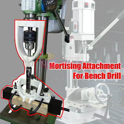 Locator Set of Bench Drill for Tenoner Parts Woodworking Square Boring Machine