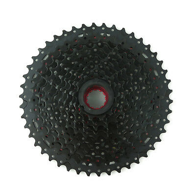 Bicycle Speed Gearbox Cassette Sunrace 11 Gear 11-46t Csmx8eaz 11-way Csmx8 Bicycle Components & Parts