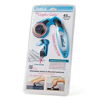 TrueCut Comfort Premium Quality Rotary Cutters - All Sizes Available!