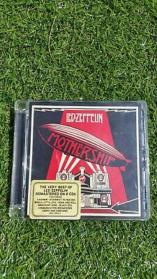 Led Zeppelin - Mothership - The Very Best Of  (2007) (2CD Album) VGC free p&p