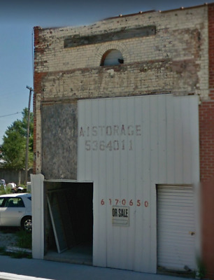 Commercial 10 unit Storage building up for auction with NO RESERVE in INDIANA!