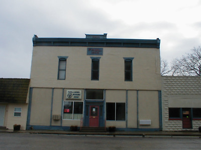 BID2WIN HUGE COMMERCIAL BUILDING 114 West Main Street, Stanford, Illinois