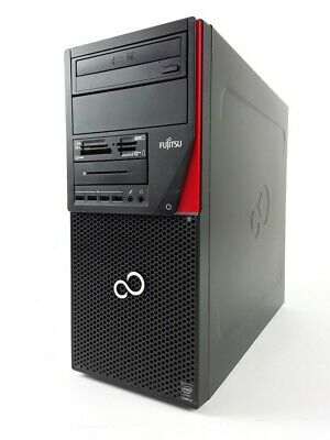 Fujitsu Esprimo P720 Core i5-4570 4x3,2GHz 8GB RAM 500GB HDD DVD-Multi Win10 Pro