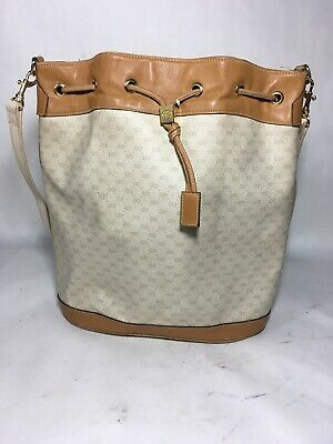 77aacc6567750 VINTAGE GUCCI MICRO Gg Supreme Coated Canvas Messenger Crossbody Bag ...