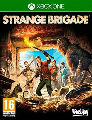Strange Brigade | Xbox One | New & Sealed | Uncut | Quick Delivery
