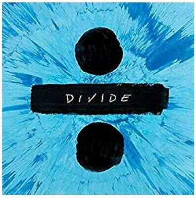 Ed Sheeran ➗ Divide CD Album, 2017, Brand New With Security Seal