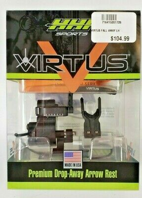 Virtus Drop Away Arrow Rest For Compound Bow Left Hand