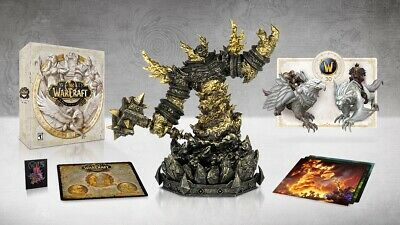 World of Warcraft 15th Anniversary Collectors Edition Confirmed PC Soldout