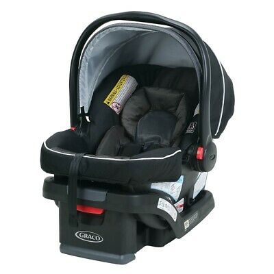 Graco Snugride Snuglock 30 Infant Car Seat, Gotham *Distressed Packaging