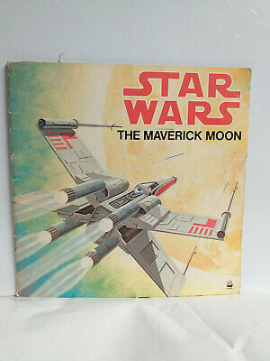 Armada Book STAR WARS The Maverick Moon PAPERBACK First Printing