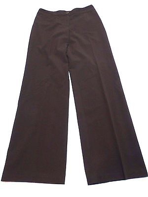 Chicos Pants Plus Sized Womens Size .5 Brown Dress Pants Great Condition