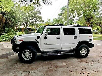 2003 Hummer H2  Hummer H2 2003 - GREAT OPPORTUNITY FOR COLLECTOR 65,000 MILES