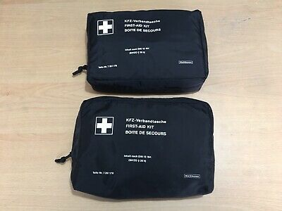 2 x BMW First Aid Kit Car Road Safety Equipment Parts Accessory
