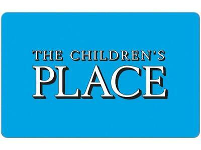 Children's Place Gift Card - $50