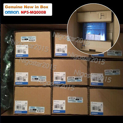for Omron NP5-MQ000B Interactive Display Genuine New in Box DHL Fedex Shipping