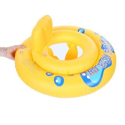 Baby Float Swimming Ring Toddler Childs Inflatable Sit Ring Fun Trainer Toys