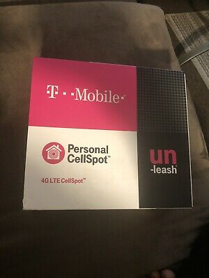 T-MOBILE INTERNET SIGNAL Booster Alcatel Personal 9961 Cellspot 4G