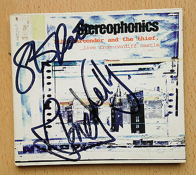 Stereophonics The Bartender and the Thief CD 2 (Single, Maxi)