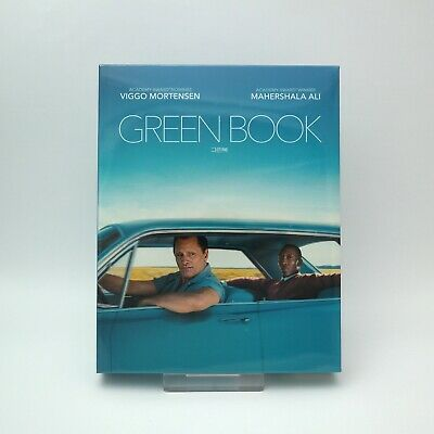 Green Book - Blu-ray Full Slip Case Limited Edition (2019) / NOVA