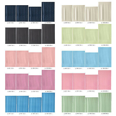 1Pcs 7Colors 4Size Self-Adhesive Blinds Blackout Window Curtains Home Room Shade