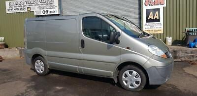 Renault Trafic SL27 DCI 115 SWB P/V**119K Miles NO VAT Warranty And AA Cover**