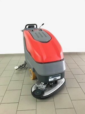 Hako B70 Scrubber Dryer With New Battery