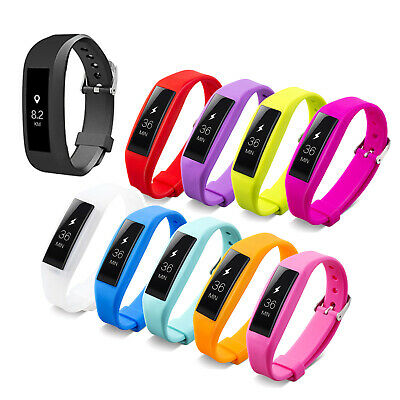 Replacement Wrist Watch Band Silicone Strap Clasp For Fitbit Alta Smart Brac 2O8