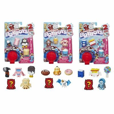 Transformers BotBots Series 1 5-Pack - Choose from 8